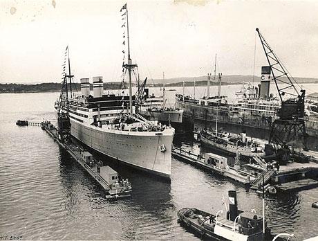 Skipsverft og skipsbygging