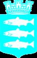 76px Mandal byvåpen