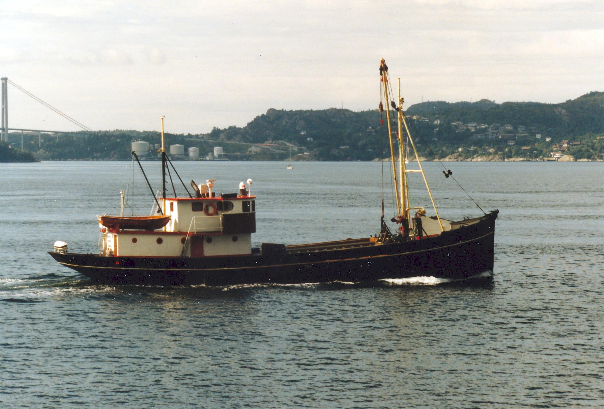 Sjødraat (8. 1995) Db