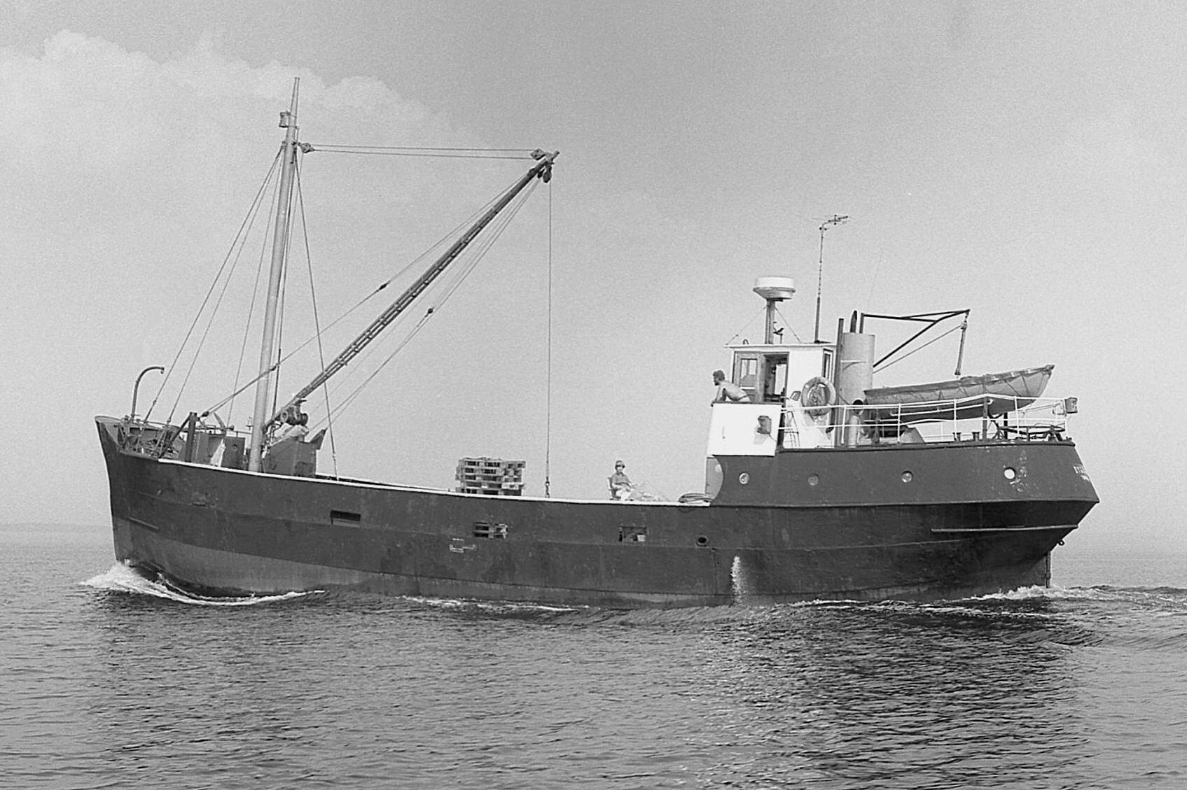 Bygdin (1898)  Foto Stavanger 1977
