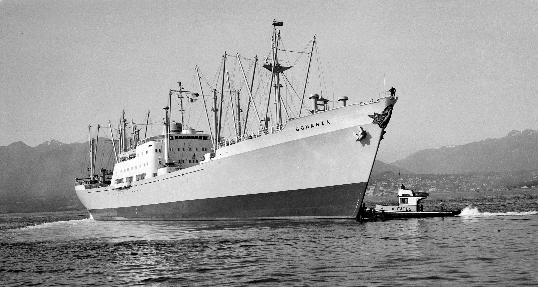 Bonanza (July 7, 1956) i Vancouver