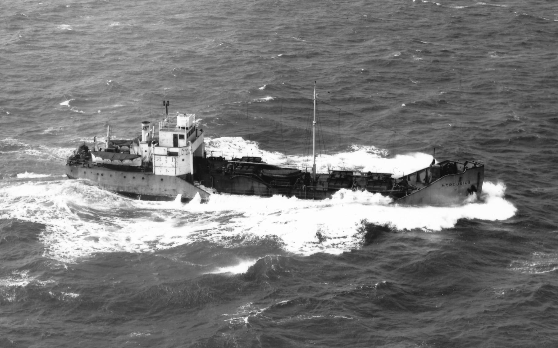 Mercurius Ex Ramsfjell (1944)