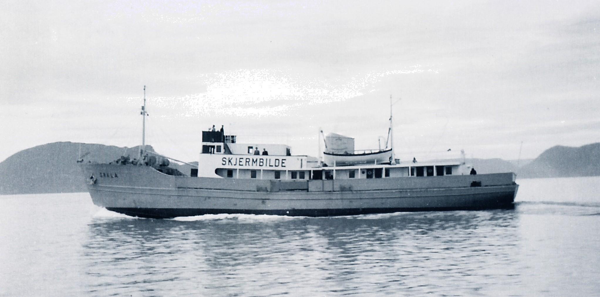 MMS 1085 Orkla Kannelønning
