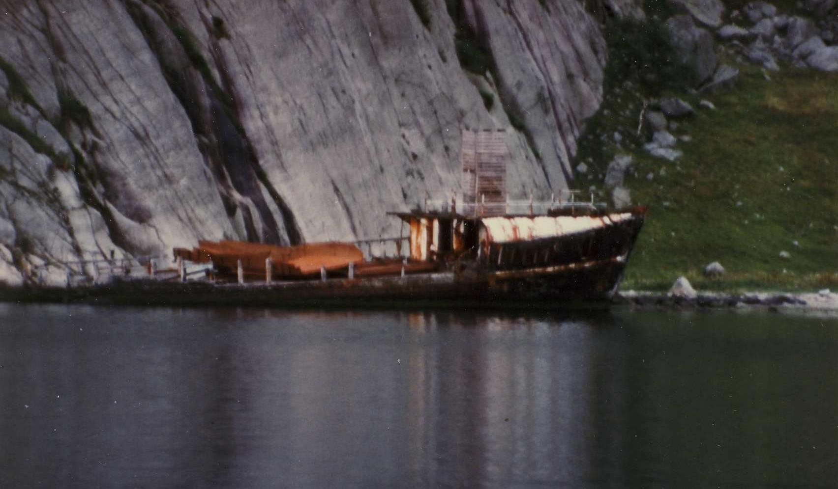 MMS 270 3 Boknafjell Vrak