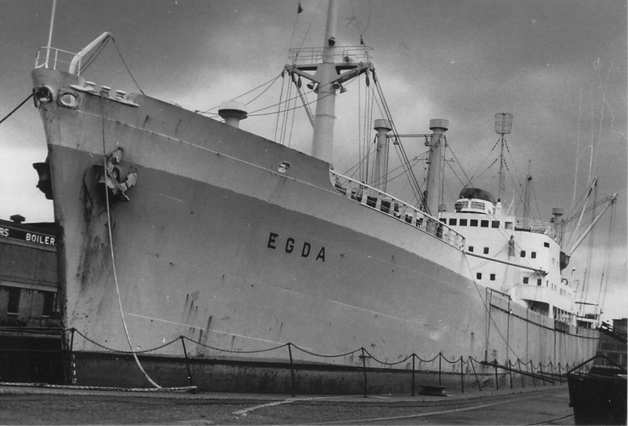 Egda (1957) Dokk