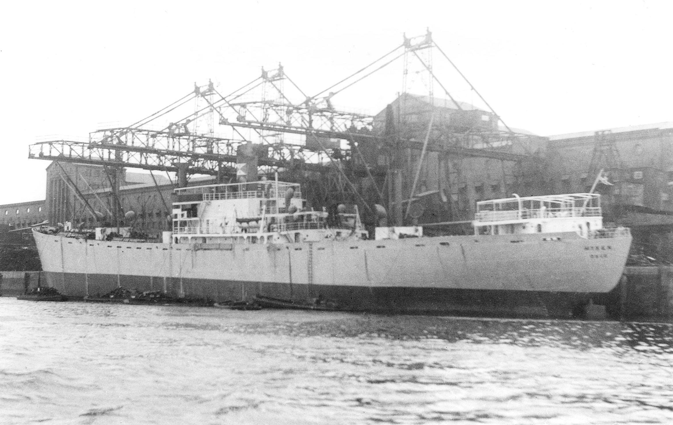 Myken (1942)  Foto Wolfgang Fuchs, Hamburg