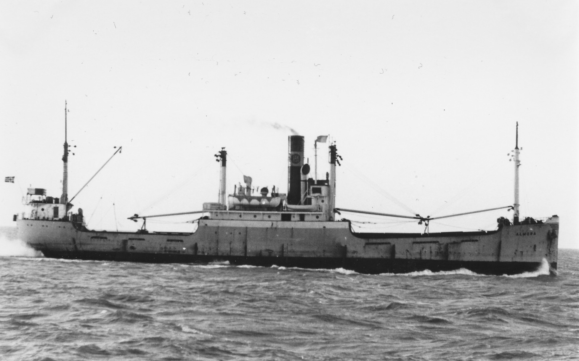 Almora (1943) Side