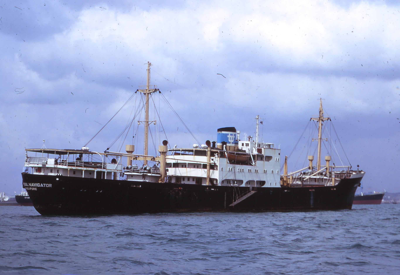 Universal Navigator Santos (2. 1975)